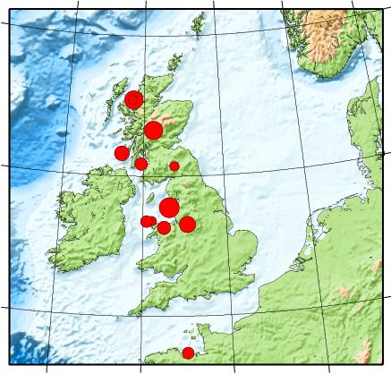 UK Earthquakes